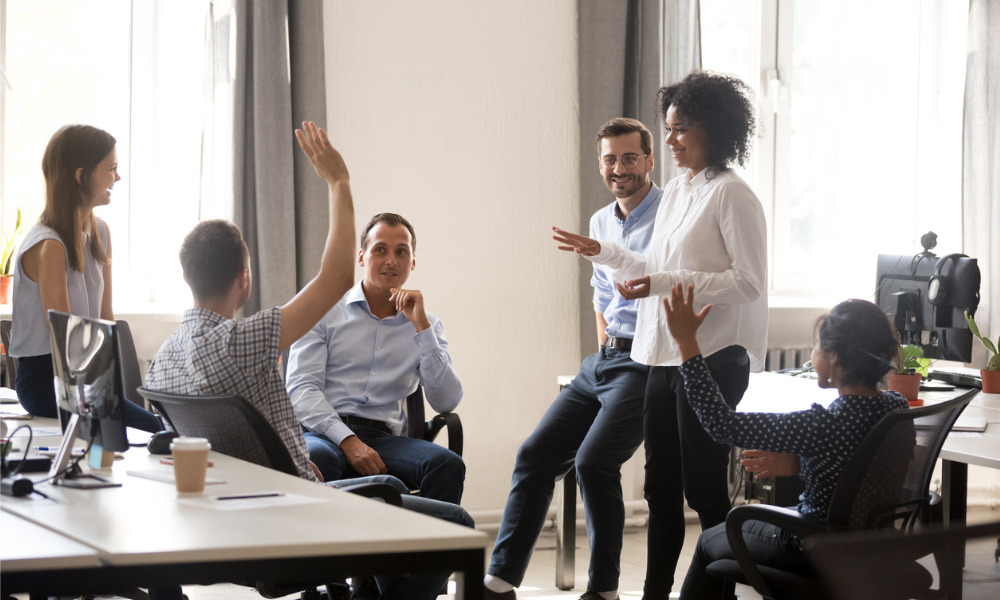 How to motivate staff without money