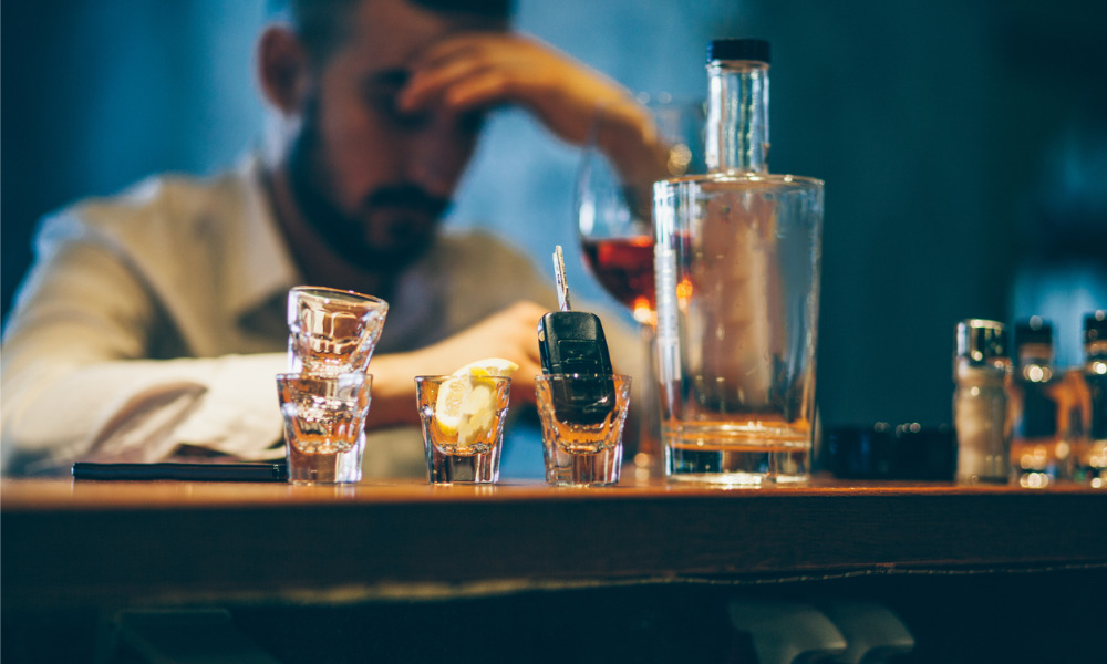 How to help an employee with a drinking problem