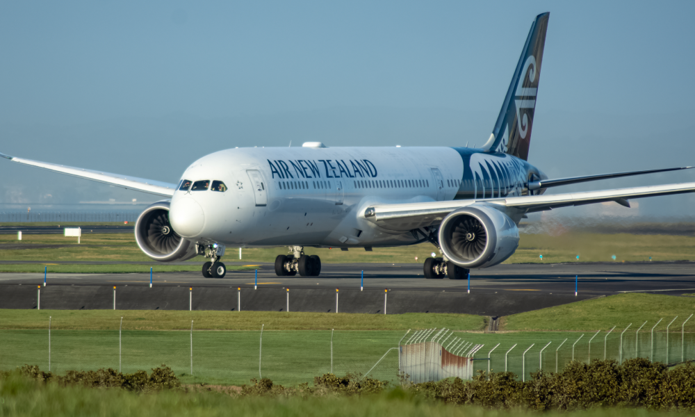 Air New Zealand appoints chief corporate affairs officer