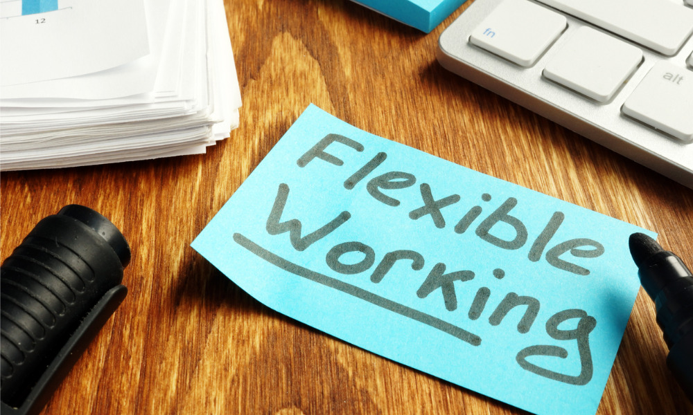 Flexible Work: from the new normal to the new necessary