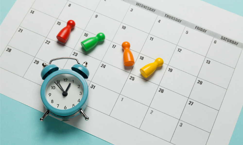 Should employers push for a four-day work week?