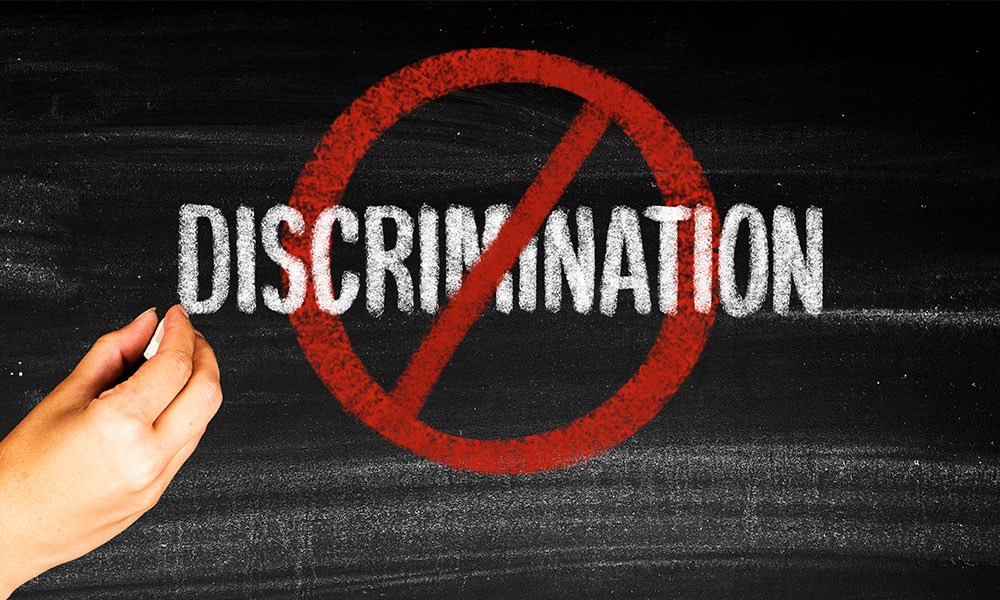 How can HR walk the anti-discrimination talk?