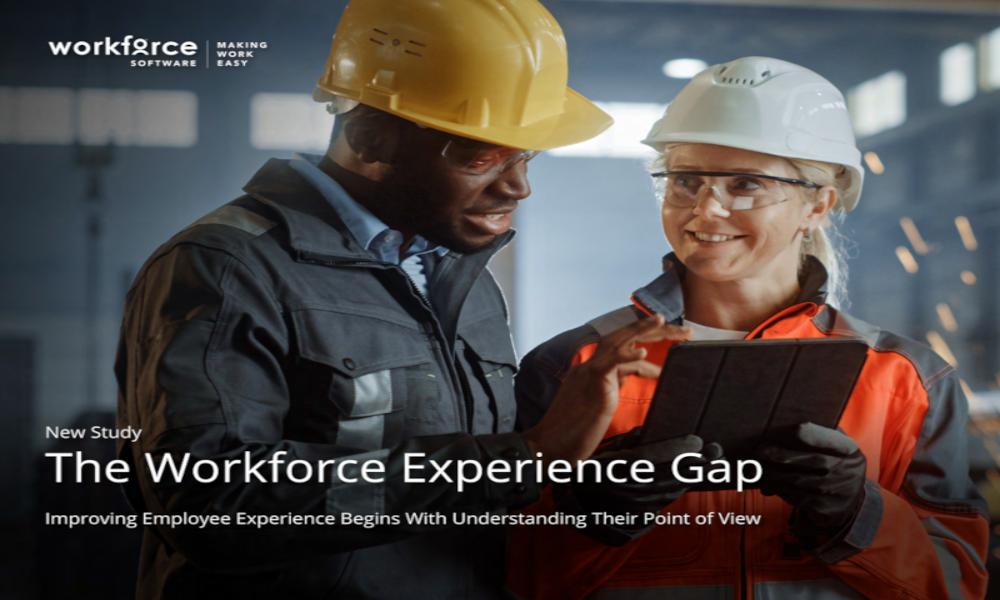 Free Whitepaper: The Workforce Experience Gap