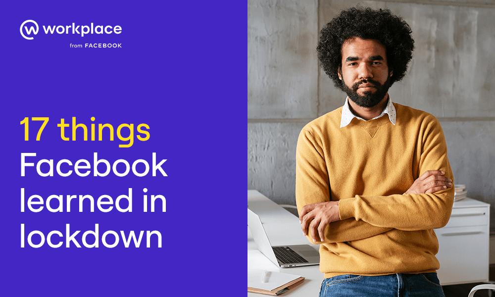 Free Whitepaper: 17 Things Facebook learned in lockdown