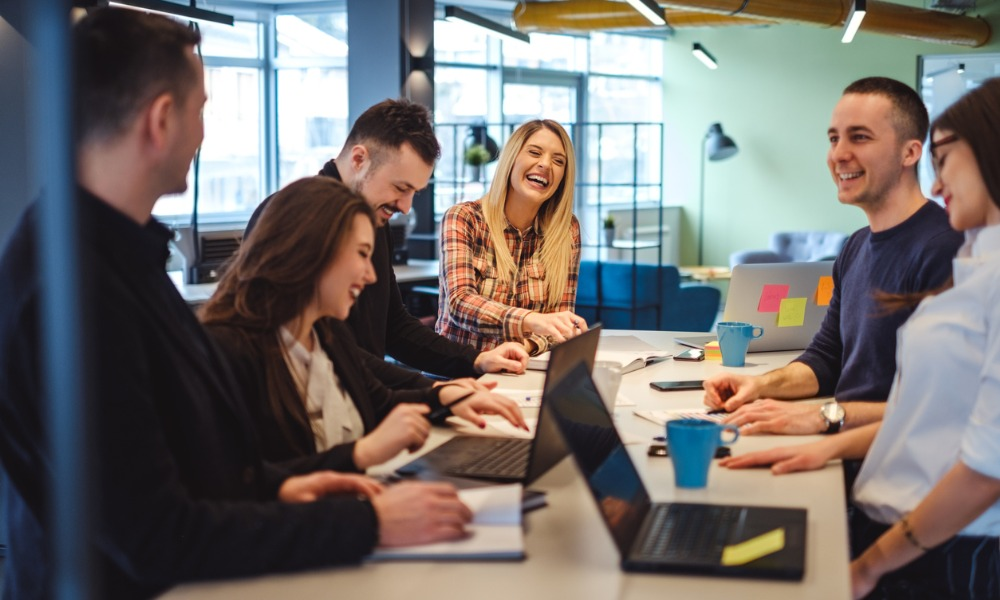 Embracing the benefits of a happy workforce