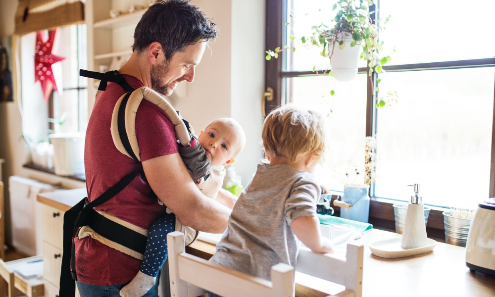 Inside Fender Katsalidis's new parental leave policy