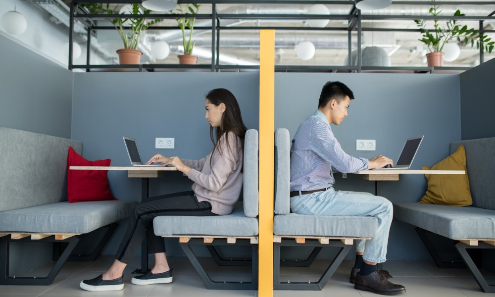 What difference does a flexible workspace make?