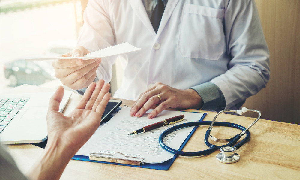 Coronavirus: Can you request medical info from an employee's doctor?