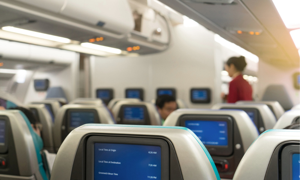 Flight attendants at 'highest risk' of contracting COVID-19