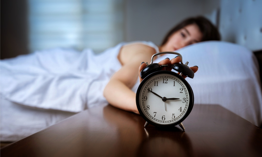 Sleep hygiene: Seven ways to improve employee performance
