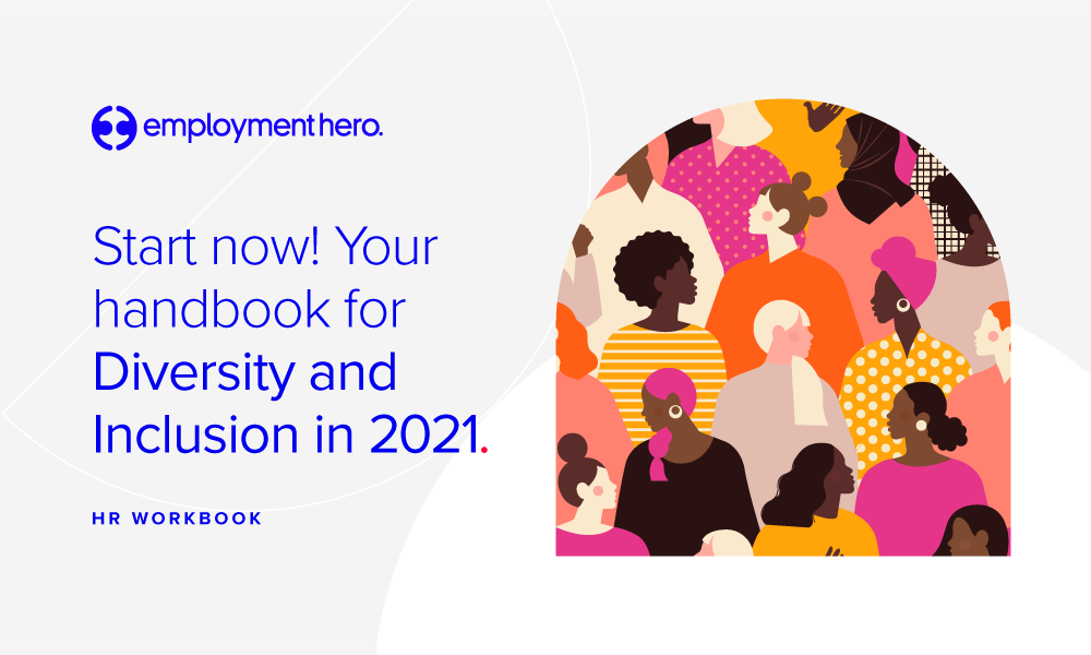Free Whitepaper: Diversity and inclusion in 2021