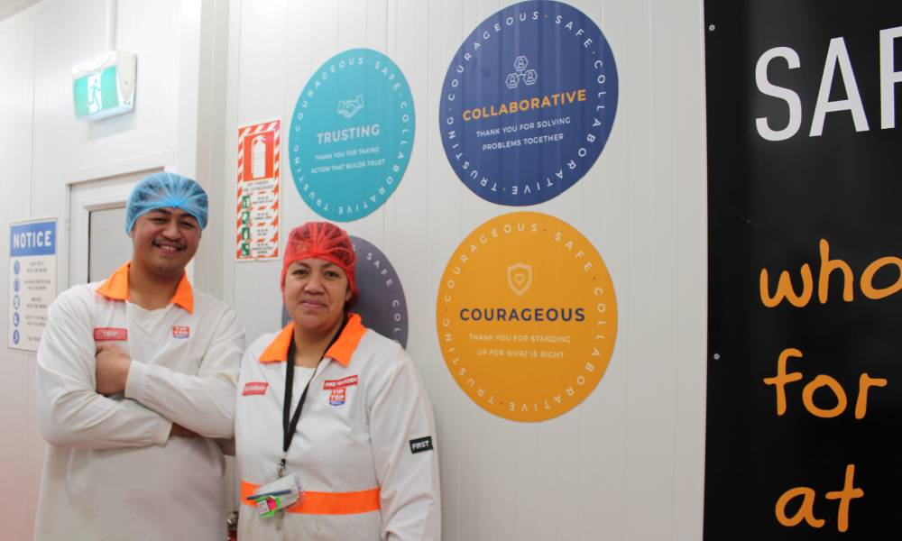 NZ breadmaker George Weston Foods heralded as diversity champion