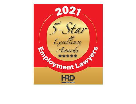 5-Star Employment Law Firms New Zealand 2021