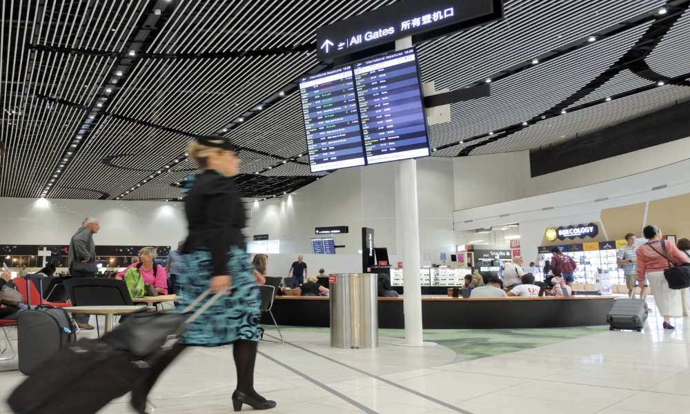 Auckland International Airport to include vaccine jabs in contracts for new hires
