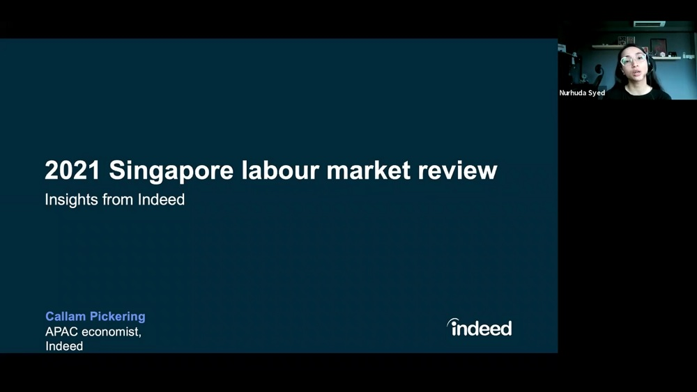 Enroute to recovery: Top recruitment trends and data-driven insights in Singapore