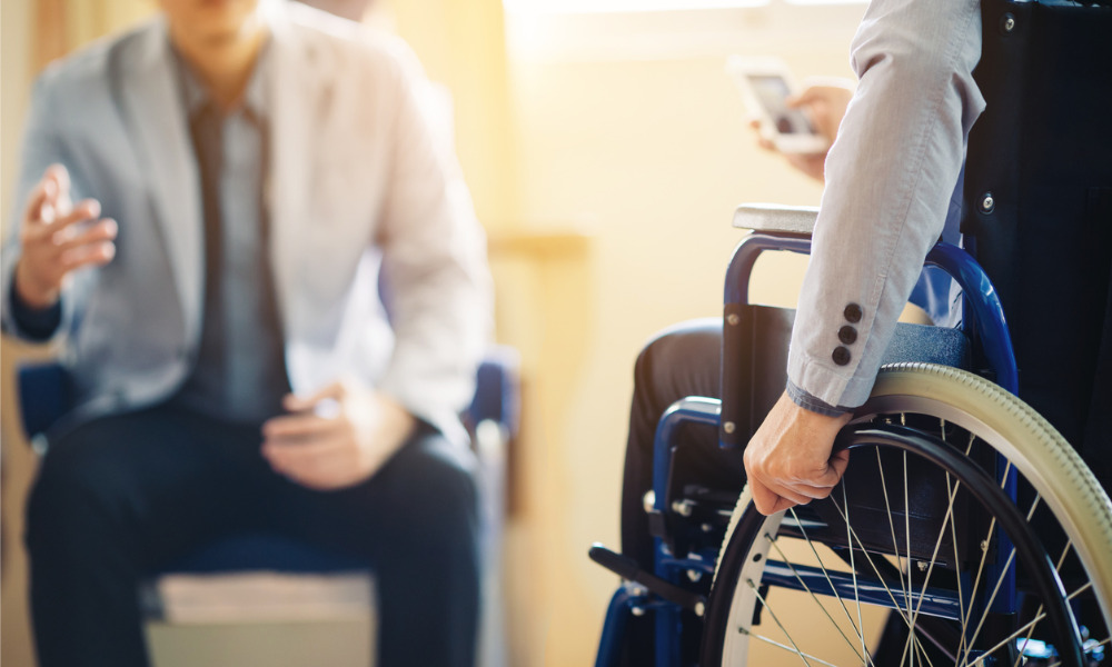 Tech CHRO urges greater inclusion of people with disability