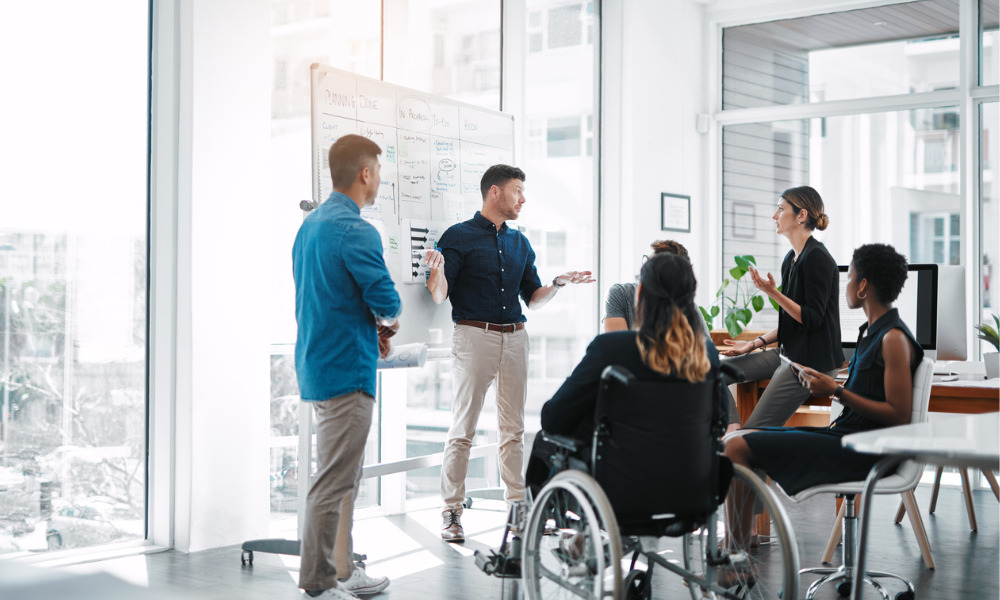 Microsoft leader: How to embark on your 'disability inclusion' journey