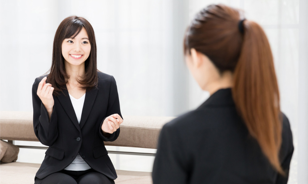 Are you avoiding these sexist interview questions?