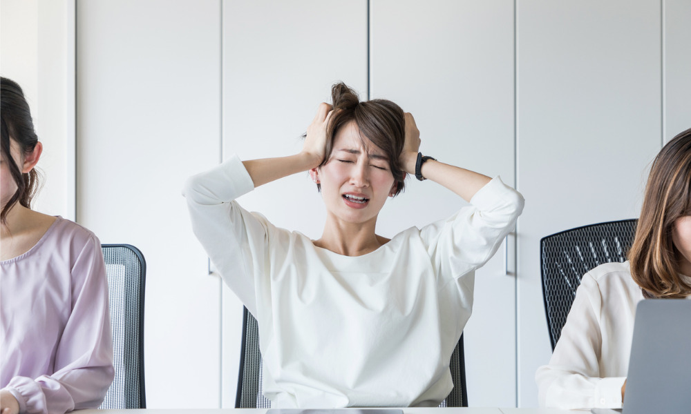 1 in 3 HR professionals unhappy at work