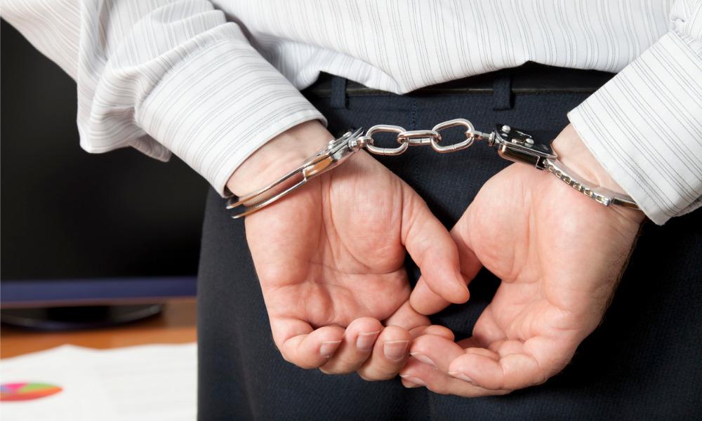 HR director arrested for 'illegal' hiring