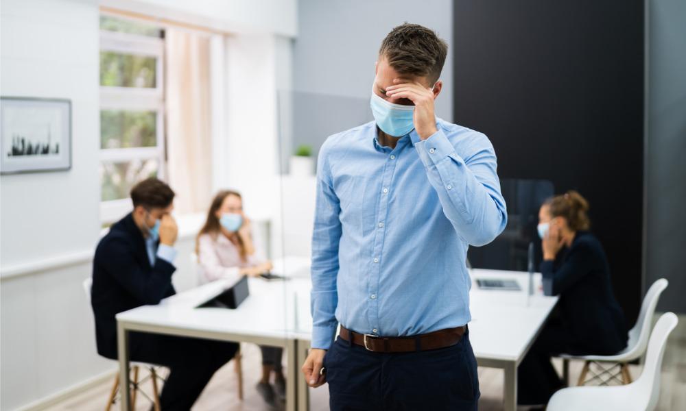 Nine traits of a toxic employee