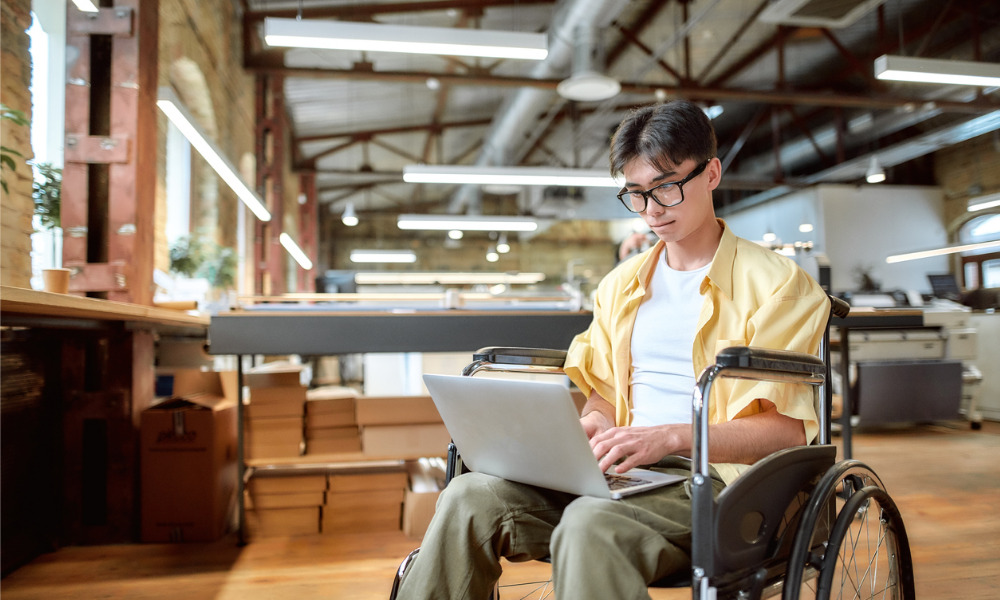 Are employees with disabilities neglected in Singapore?