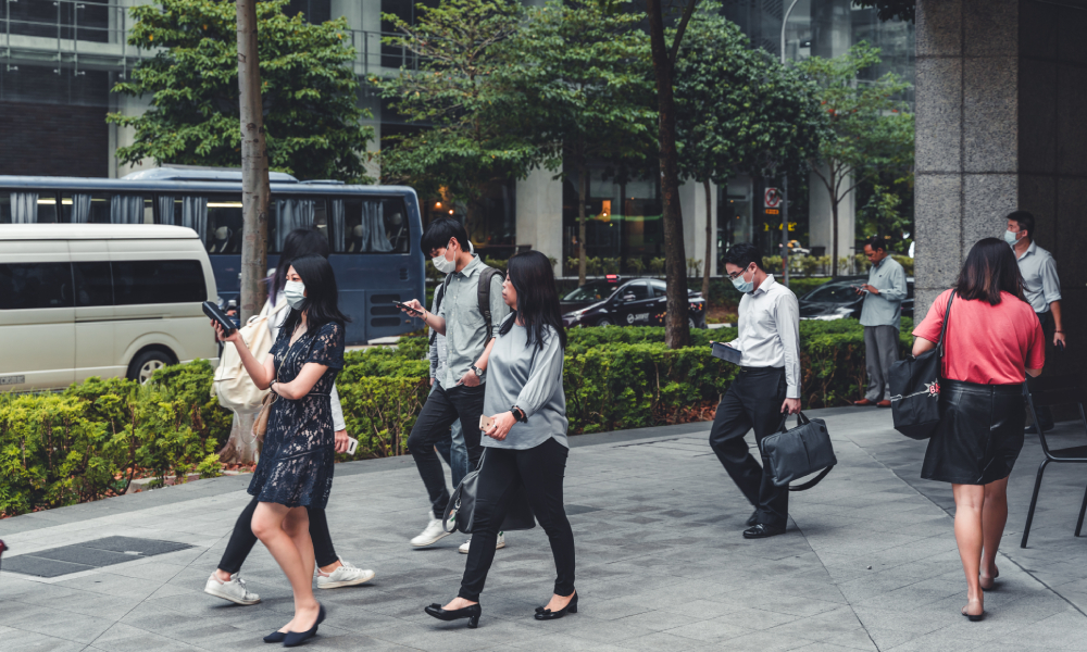 Singaporeans deemed 'highly resilient' employees