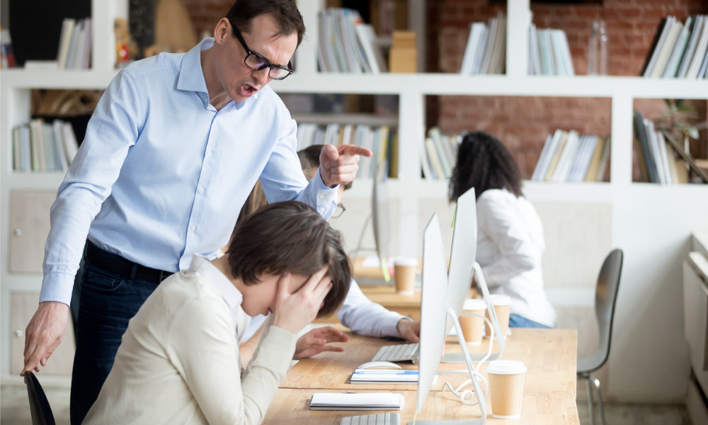 Are you a 'bad manager'? Here's some warning signs