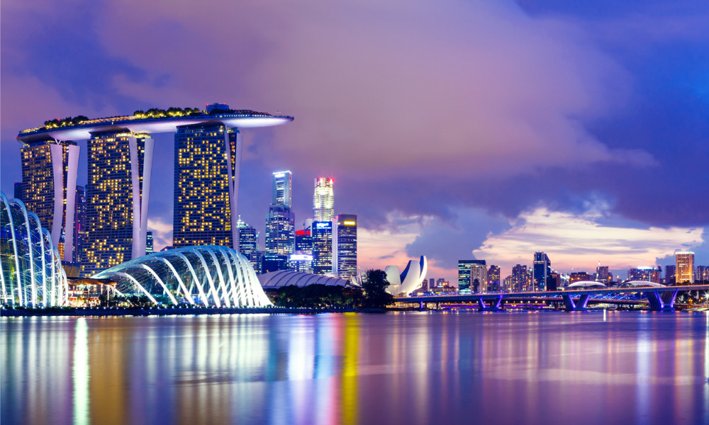Singapore 'safest place to be' during pandemic