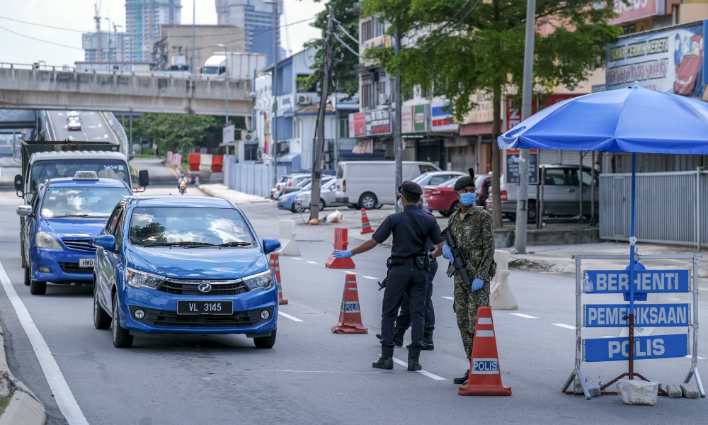 Malaysia will remain in total lockdown