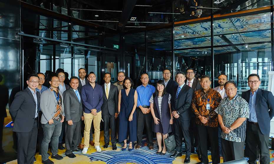 Alight Solutions discusses transformation in Jakarta