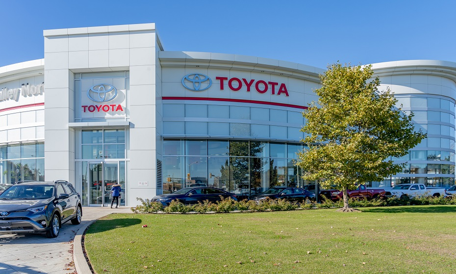 Toyota employee's suicide ruled as work-related by authorities