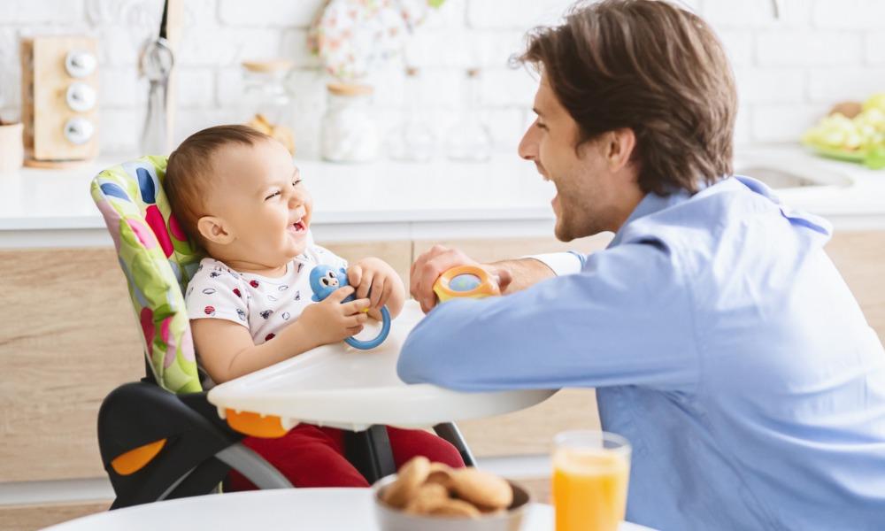 8 in 10 civil servants take paternity leave