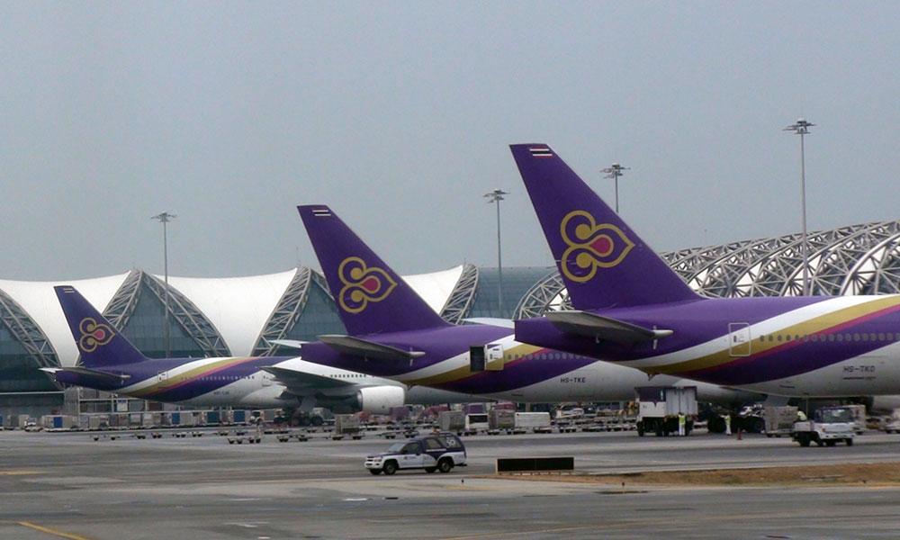 Thai Airways files for bankruptcy amid COVID-19
