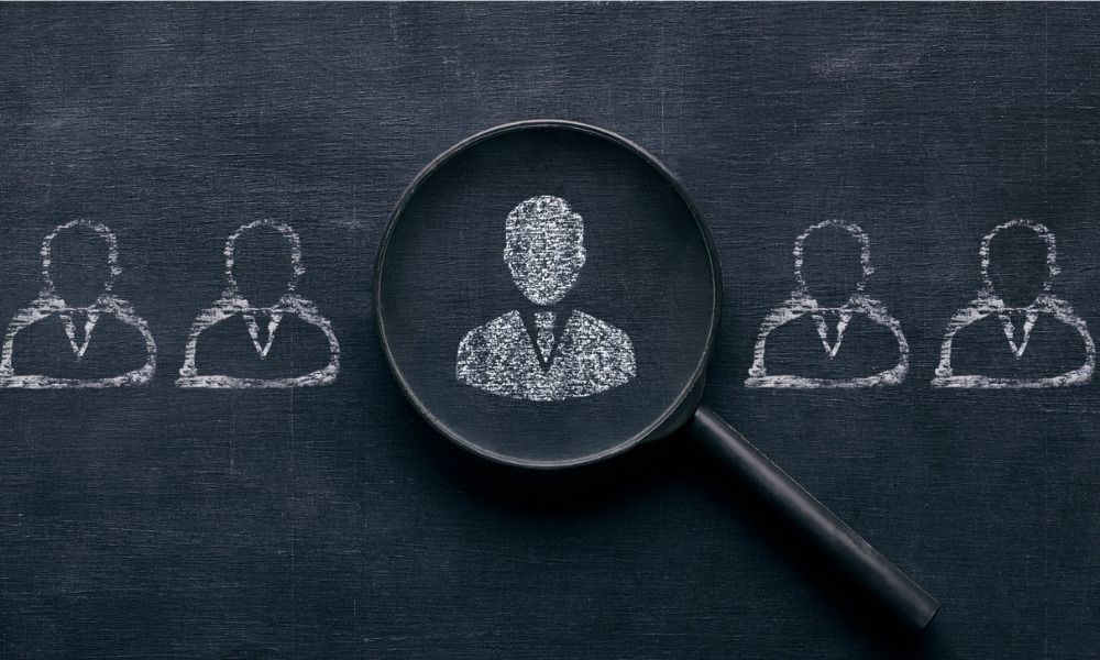 What do you look for when hiring for your HR team?