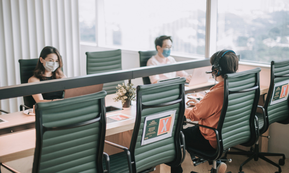 What are APAC employers prioritising in the 'new normal'?