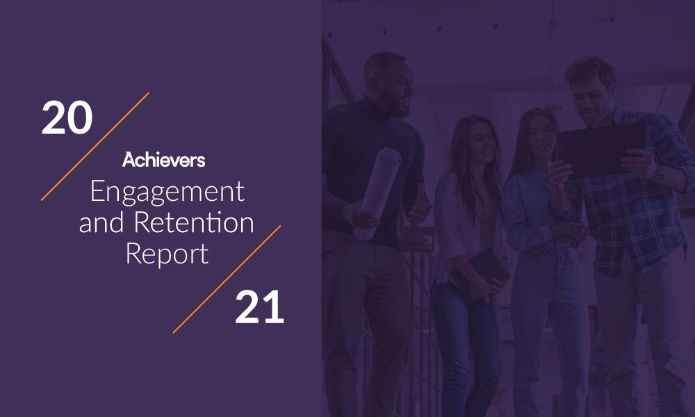 Free Whitepaper: 2021 Engagement and Retention Report