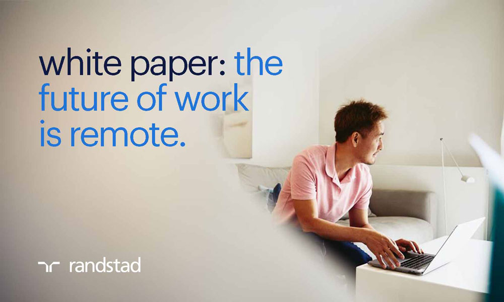 Free Whitepaper: The future of work is remote