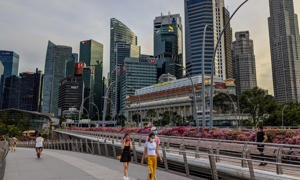 Singapore tightens COVID rules