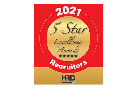 Asia's 5 Star Recruiters 2021