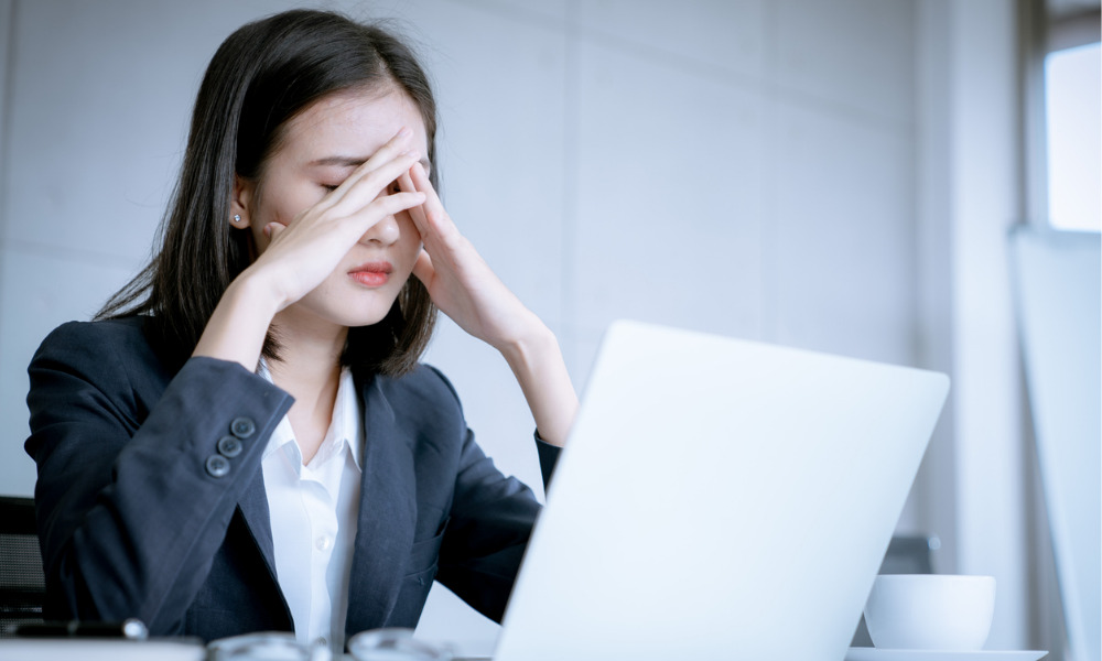 The shocking bias stunting career growth