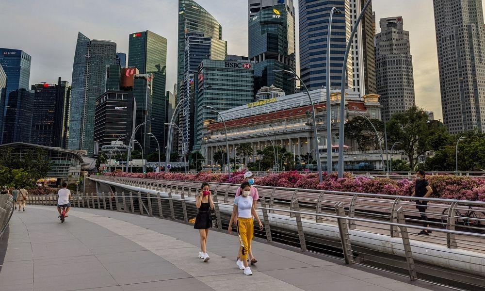 Singapore swings back into phase 2