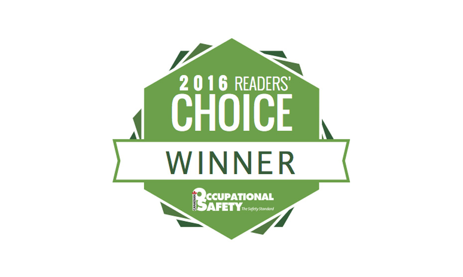 Congratulations to the 2016 Readers' Choice winners