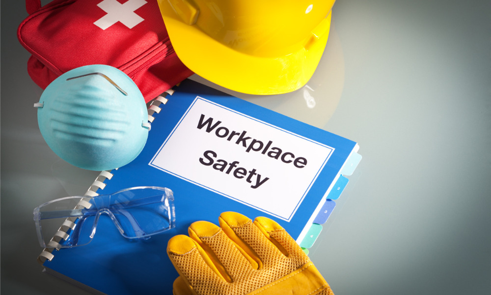 Virtual Event: Canadian Occupational Safety Connect