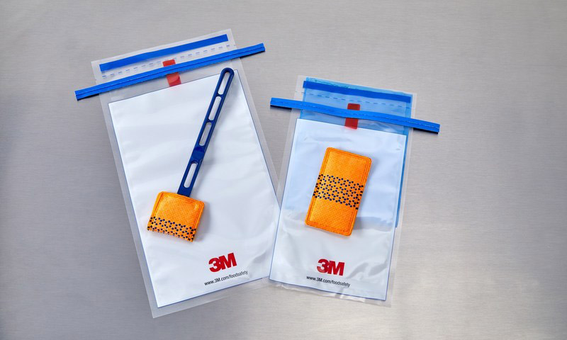 3M Environmental Scrub Sampler