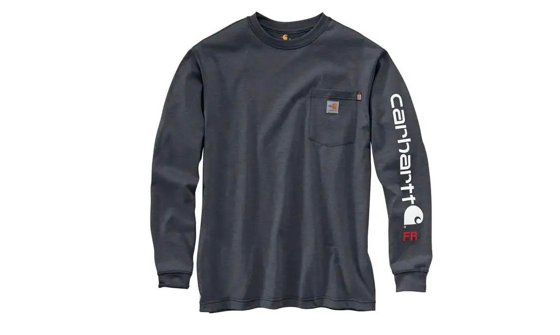 Carhartt FR hybrid shirt