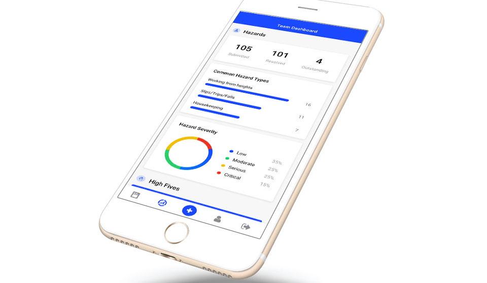 eC Edge concept app