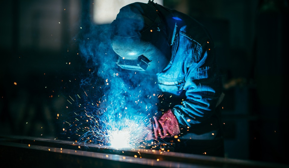 Mild steel welding fume — the newest workplace carcinogen