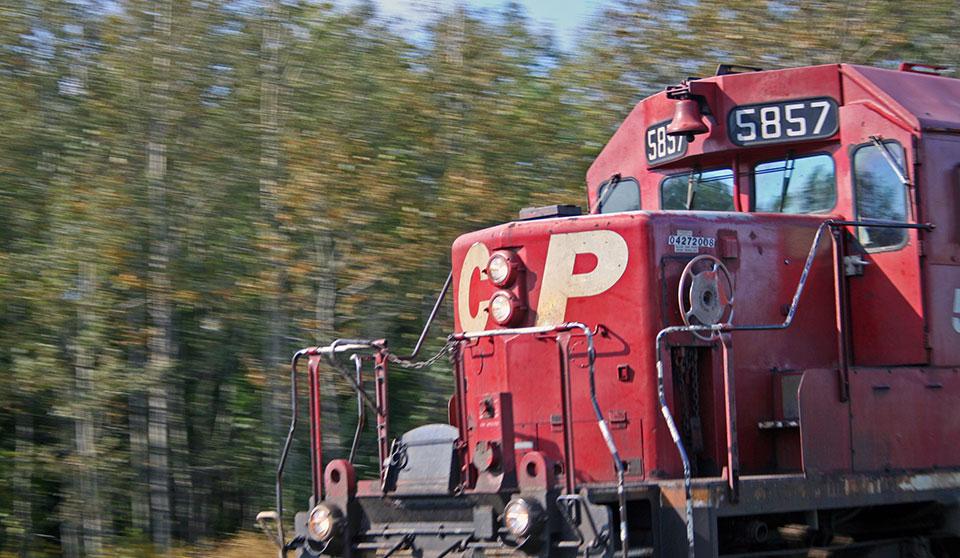 Locomotive engineer dies in Canadian Pacific Rail incident