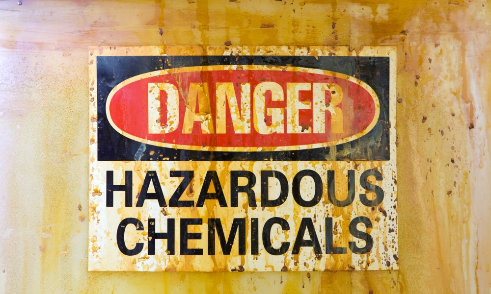 Ontario adopts changes to occupational exposure limits on 36 substances